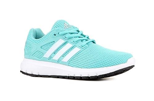 Adidas Energy Cloud Wtc W Scarpe da ginnastica Donna, Blu