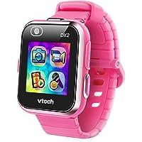 Vtech- Kidizoom Smart Watch DX2 para Niños, Color rosa (193857)
