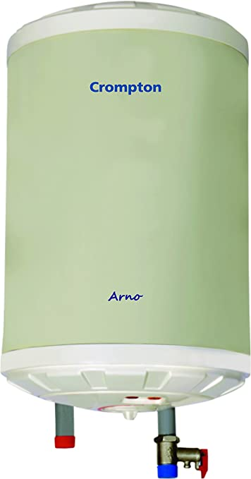 Crompton Arno 6-Litre Storage Water Heater (Ivory) for ₹337076 at Amazon