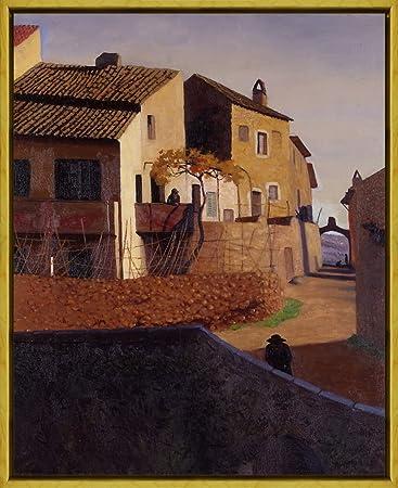 Rahmen Felix Vallotton Giclée Leinwand Prints Gemälde Poster ...