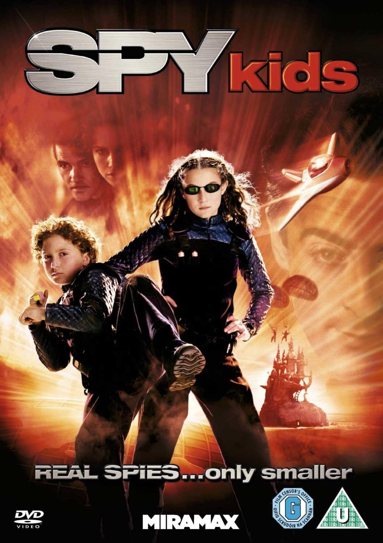 Spy Kids [DVD]