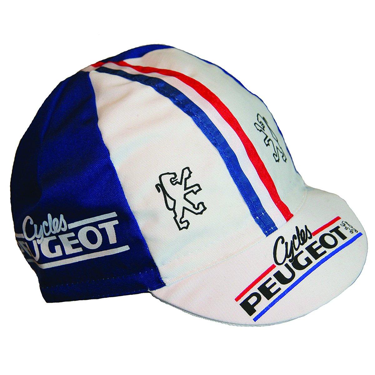 Bella Capo Retro Cap, Red/White/Blue, Peugeot Aardvark T007DR.O1PEUG010
