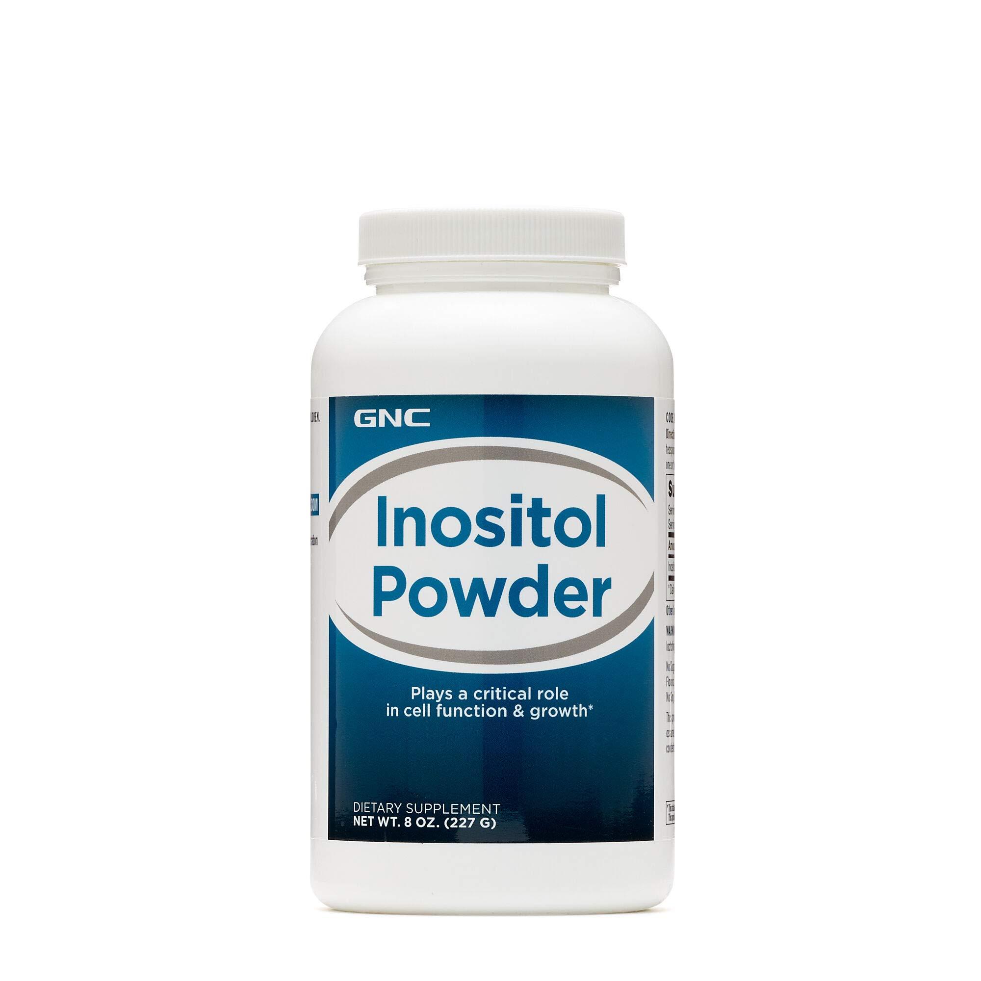 GNC Inositol Powder, 378 Servings by GNC