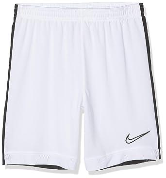 selezione premium f1108 0e5a1 Nike Dri-Fit Academy, Pantaloncini da Calcio Bambino, Bianco ...