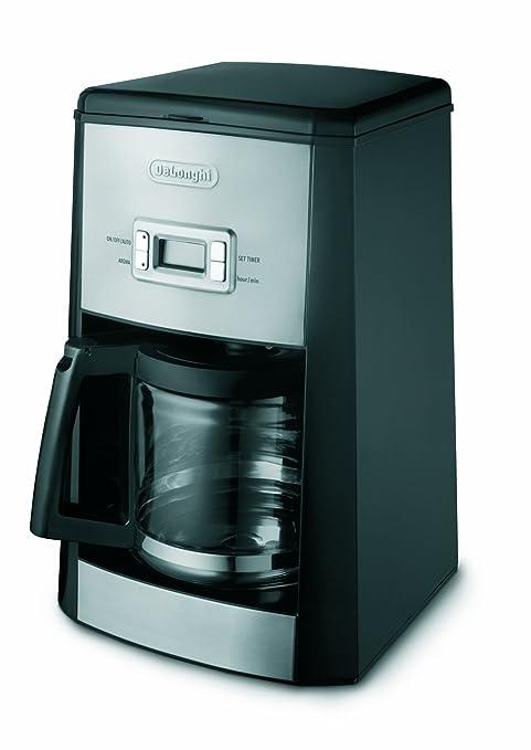 Amazon.com: DeLonghi dc312t 14-cup Cafetera por goteo ...