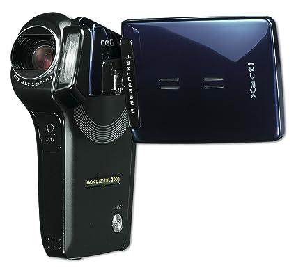 amazon com sanyo xacti cg6 6mp mpeg 4 flash memory digital rh amazon com Sanyo Xacti CG10 Sanyo HD Xacti Camera