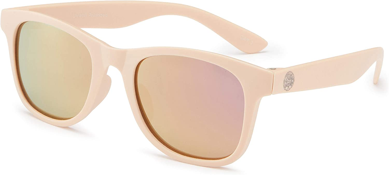 Flexible Polarized Kids Sunglasses for Boys Girls 3-8 Years 100%...