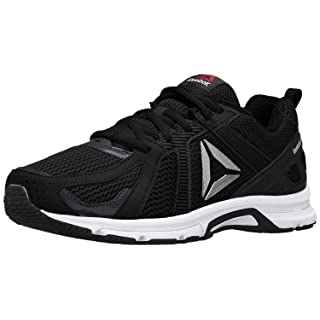 Reebok Men's Runner Running Shoe Black/Coal/White 10 M US