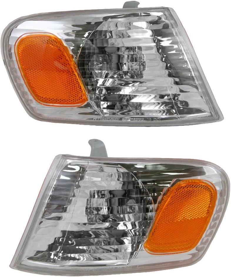 Side Marker Parking Turn Signal Corner Light Driver Left LH for 98-01 Passat