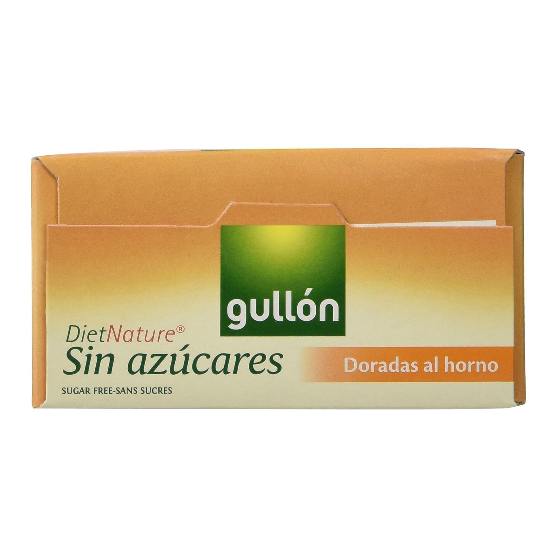 Gullón Diet Natures Galletas al Horno sin Azúcares - 330 g: Amazon.es: Amazon Pantry
