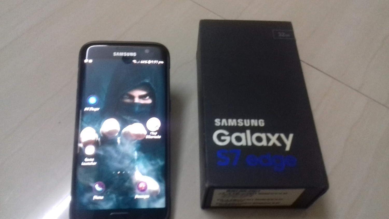 Samsung Galaxy S7 Edge Sm G935f Black Onyx 32gb Lte 128gb Absolute Electronics