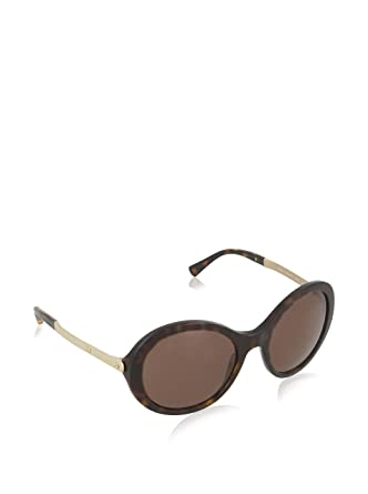 d9919681b2 Image Unavailable. Image not available for. Color  Giorgio Armani Womens  Ar8012 5026 73 Sunglasses Tortoise Brown 54mm
