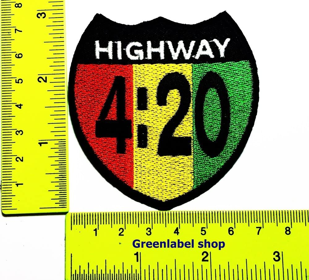 Highway Bob Marley Jamaica música reggae Ska Punk Hip Hop parche ...