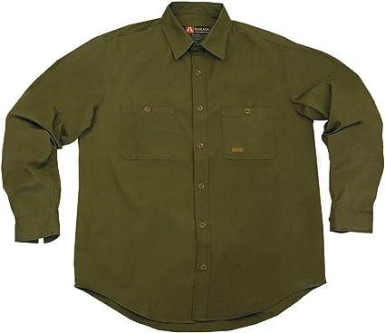 Kakadu Australia Vincent - Camisa para hombre verde S: Amazon ...