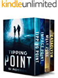 Fast Paced Action Thriller Novels : Spire Thriller Box Set 1 to 4