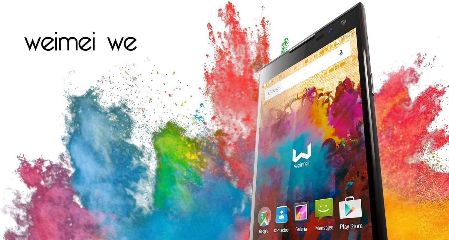 Smartphone Libre Weimei We - Pantalla 5