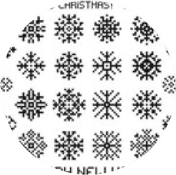 Tapis De Souris Vecteur De Noël Flocons De Neige Dessins