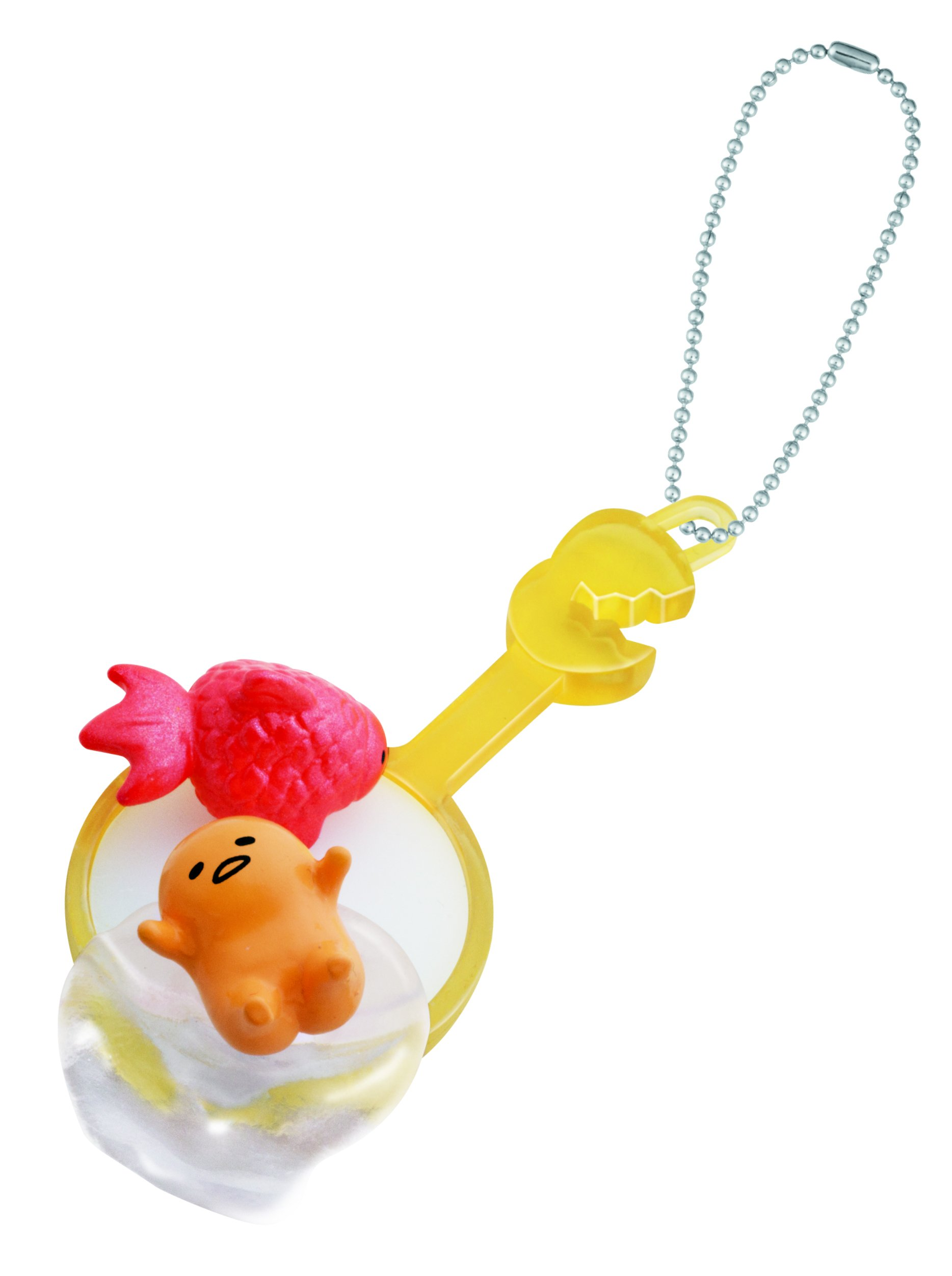 Full set Box 8 packages miniature figure Gudetama Japanese Festival Mascot by Re-Ment from Japan by Re-Ment (Image #6)