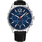 Tommy Hilfiger Analog Blue Dial Men's Watch - TH1791468