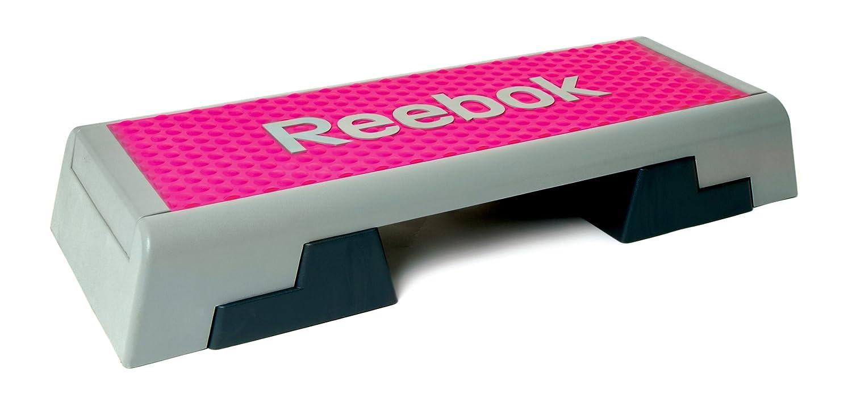 Reebok Stepper, grau & pink, 95 x 35 x 15, RE 21150P: Amazon