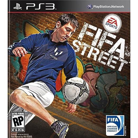 87 opinioni per FIFA Street