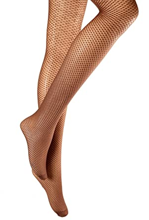 72534aeefba New Womens ladies dark brown patterned tights hosiery 40 Denier Plus Size  XXL 20-22  Amazon.co.uk  Clothing