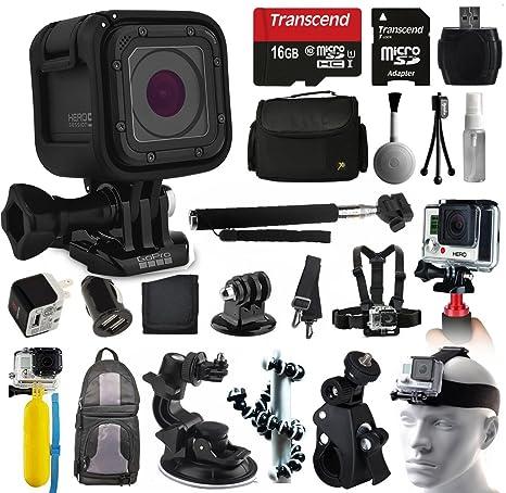 GoPro Hero5 sesión HD cámara de acción (chdhs-501) + todos ...