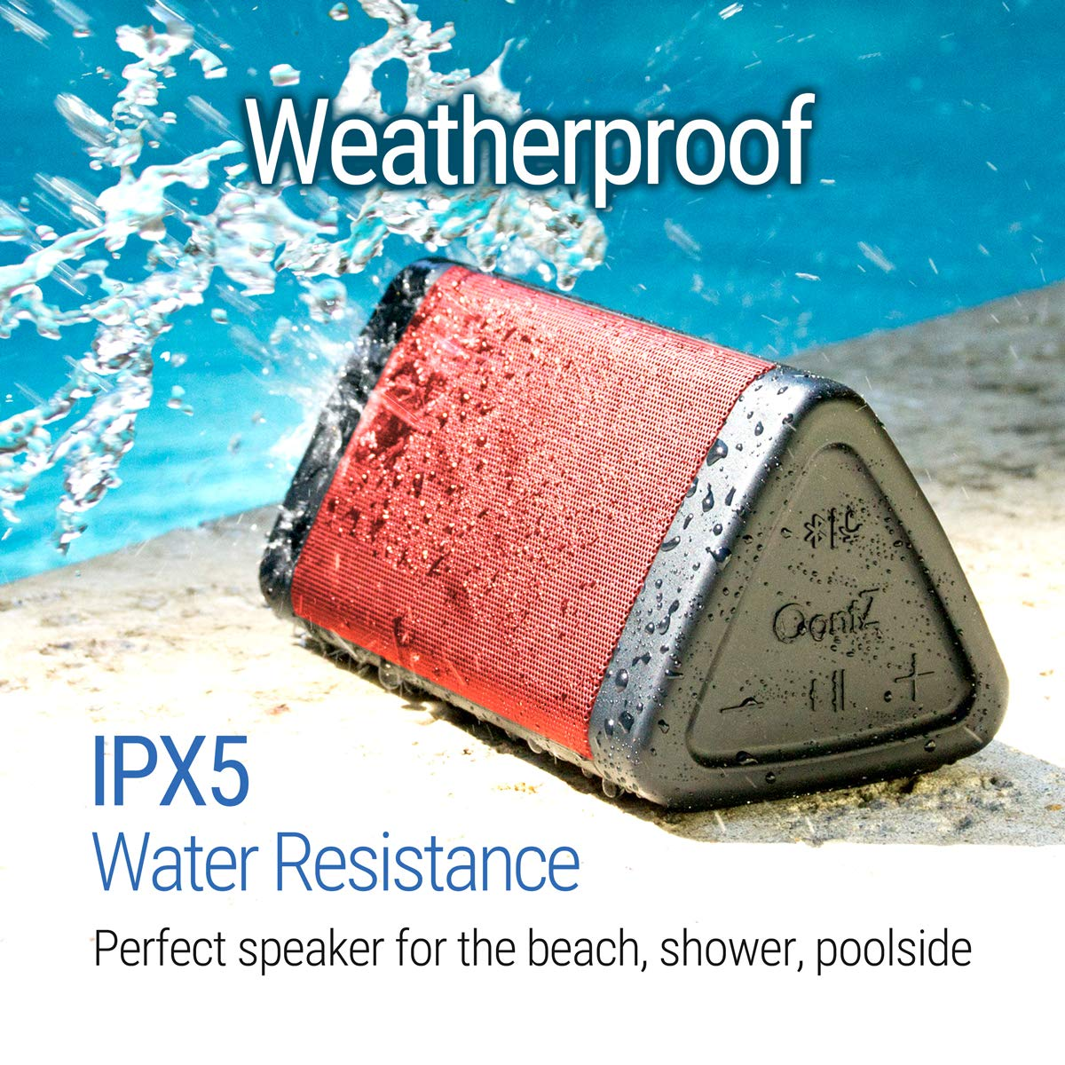 26bd679a9f0f3 OontZ Angle 3 Portable Bluetooth Speaker : Louder Volume 10W Power ...