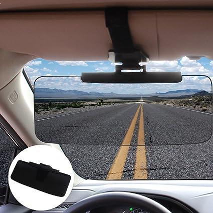 Anti Glare Visor Car Visor Day Night Vehicle Clip On Adjustable