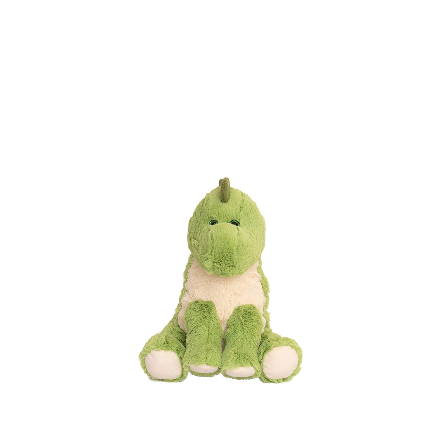 The Hot Water Bottle Shop 1 Litre Deno The Dinosaur Kuddli Friends Hot Water Bottle with Cover