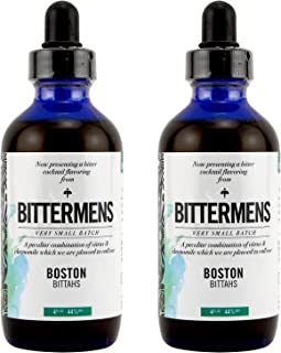 product image for Bittermens Boston Bittahs Bitters 2 Pack