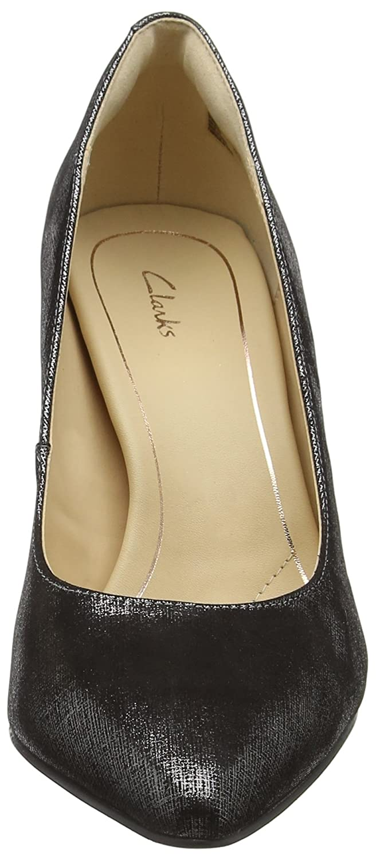 Clarks Beige Softwear Corte Scarpa in BeigeMAI INDOSSATO Taglia 6