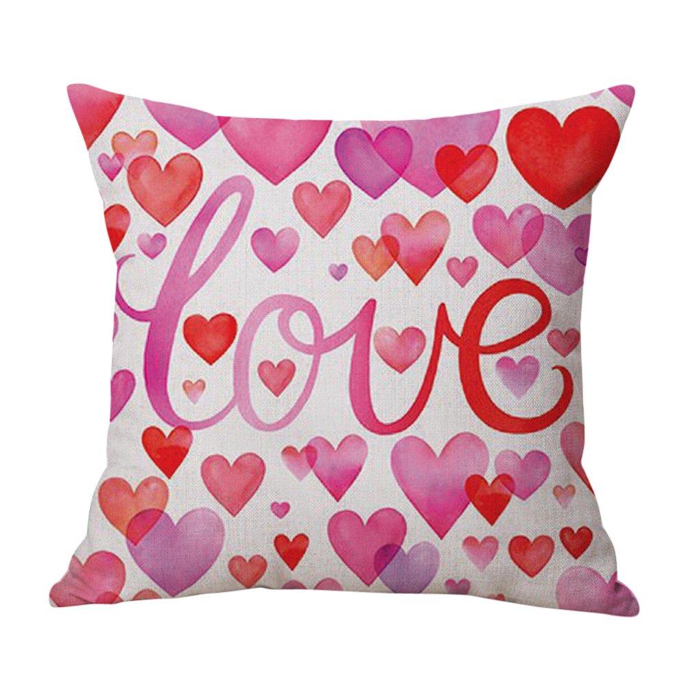 26 x 26 Square Floor Pillow Kess InHouse Nandita Singh Pink Waves Orange Yellow