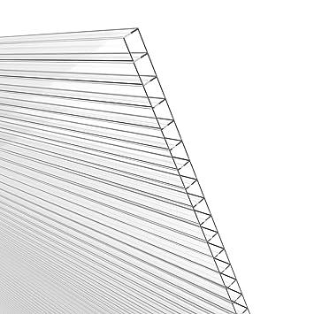 Rotfuchs Hohlkammerplatten Set Stegplatten Doppelstegplatten