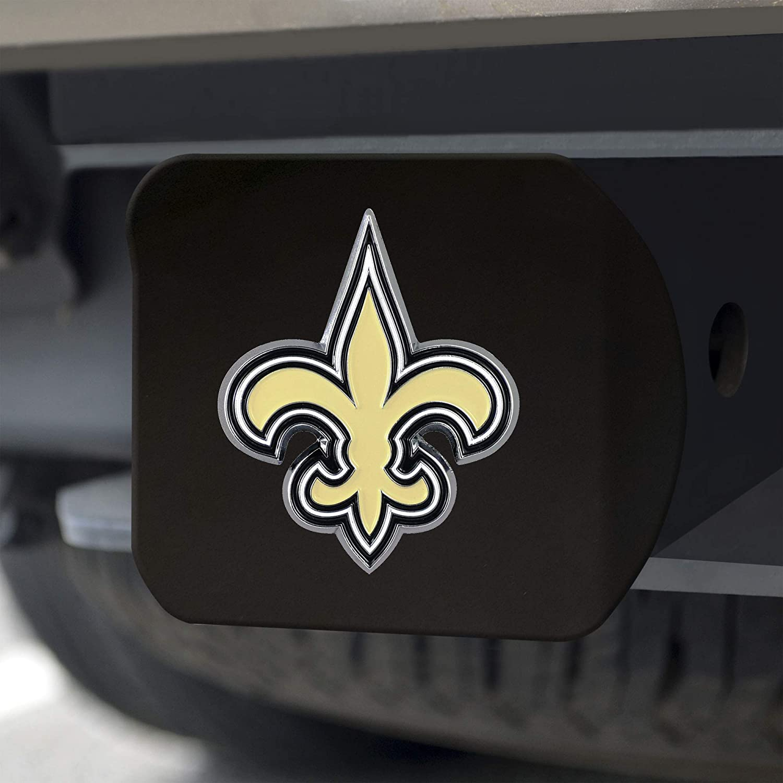 FANMATS 22588 Hitch Cover New Orleans Saints