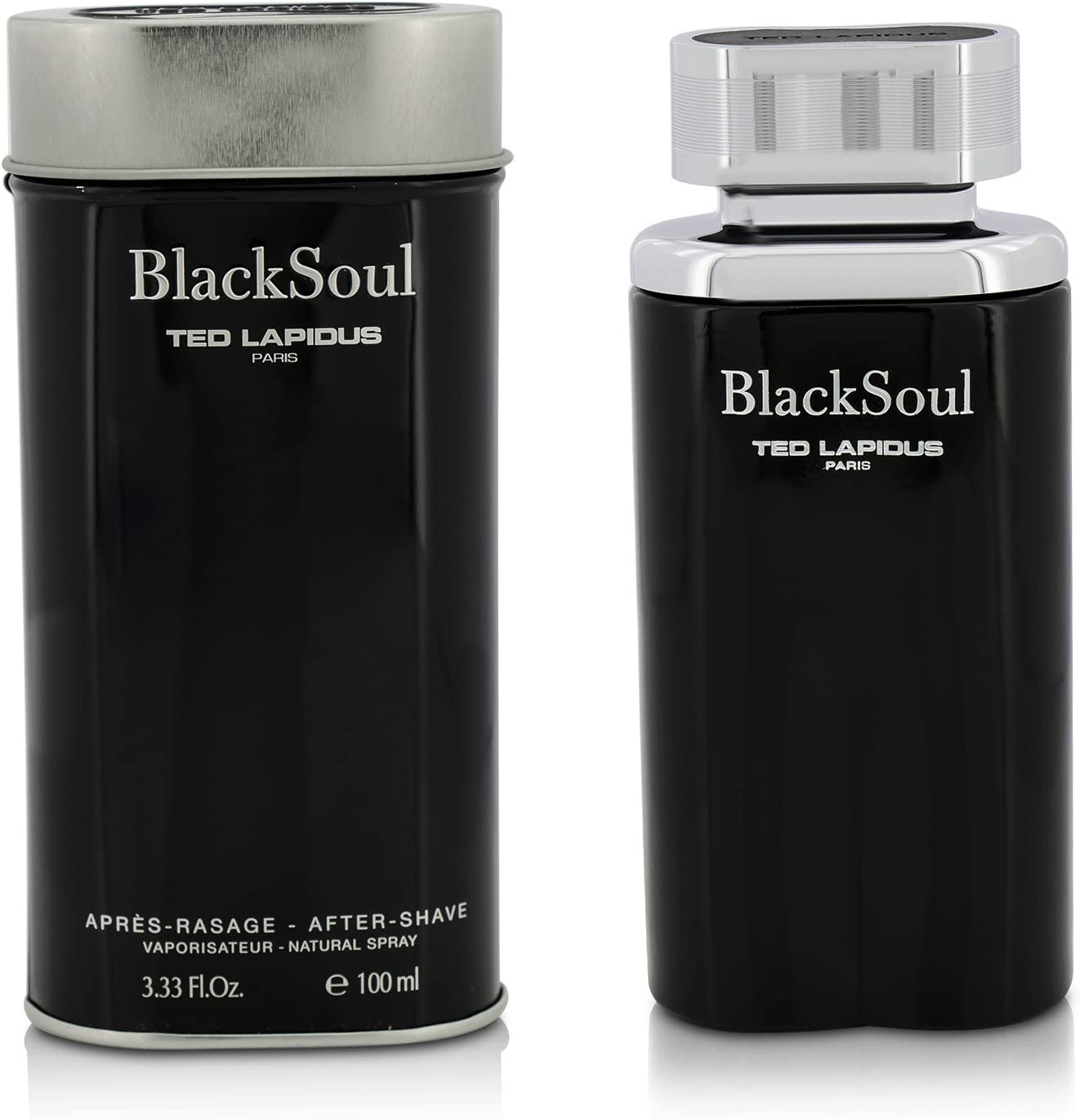 BLACK SOUL cologne by Ted Lapidus