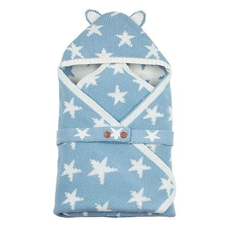 Jinxuny Patrón de Estrellas de bebé Envoltura Envoltura ...