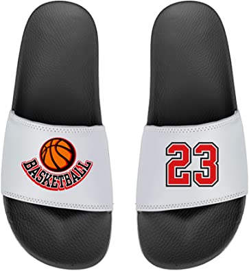 Custom Slides Sandals Personalized Slip