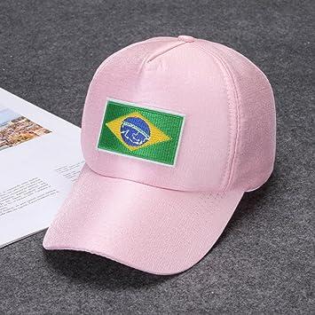 Wanson 2018 Copa del Mundo Brasil Bordado Ventiladores Gorra De Béisbol  FIFA Gorra De Béisbol Equipo Nacional Fans Regalos c80109a23b8