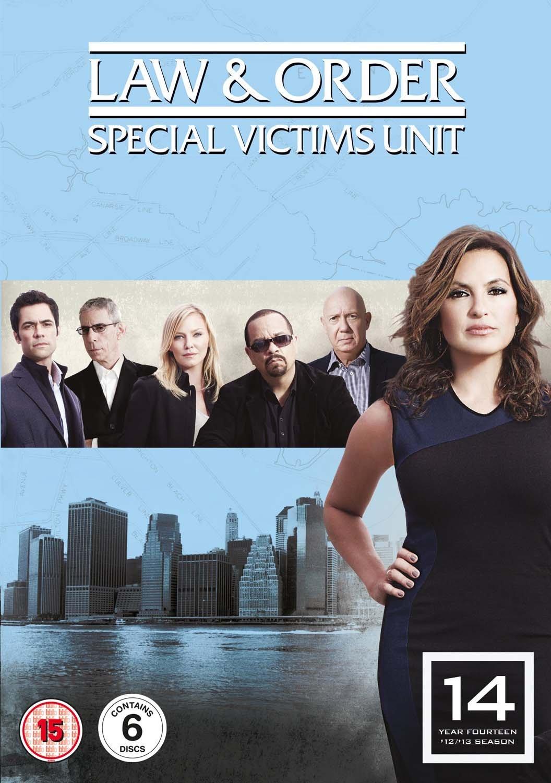 La Ley y el Orden - Temporada 1 al 14 - Audio Latino