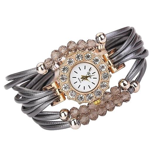 Pulsera del Reloj, K-youth® Baratos Cuarzo Reloj de Pulsera Mujeres Accesorios de Moda Encanto Trenzado Relojes de mujer Pulsera de Mujer Reloj de pulsera ...