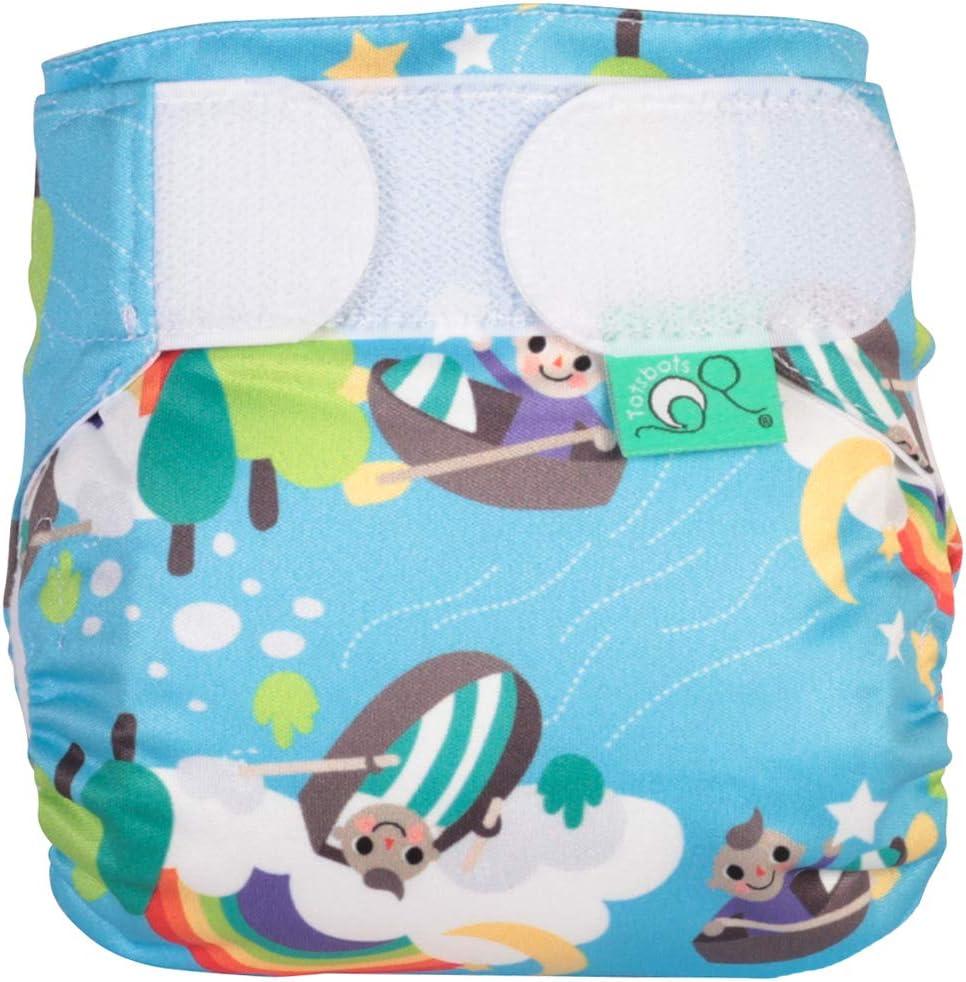 TotsBots TeenyFit Star 5 Little Speckled Frogs Pa/ñales de tela