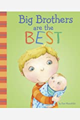 Big Brothers Are the Best (Fiction Picture Books) Kindle Edition
