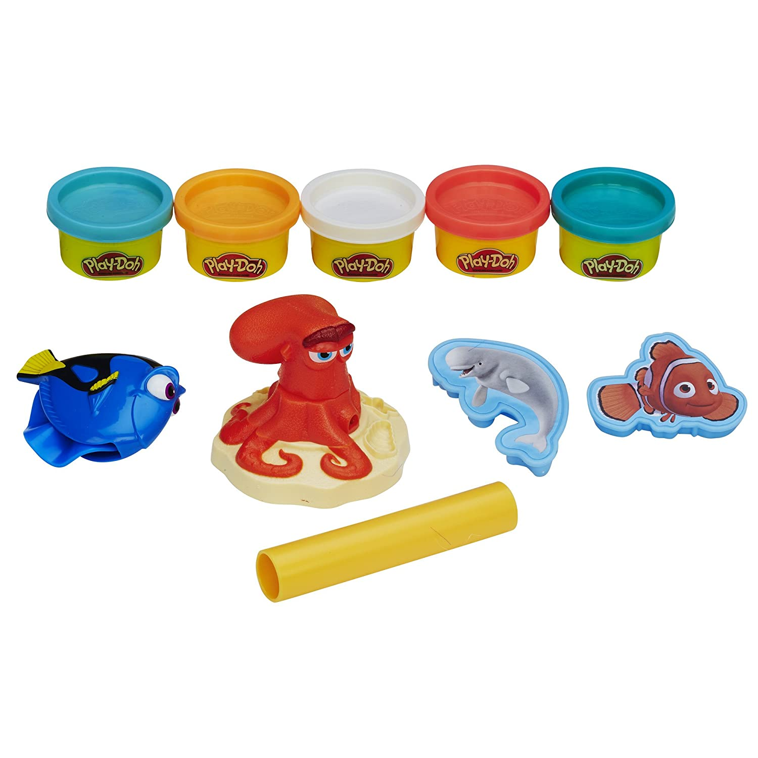Play Doh Dory Toy