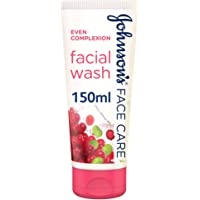 JOHNSON'S, Facial Wash, Even Complexion, 150ml