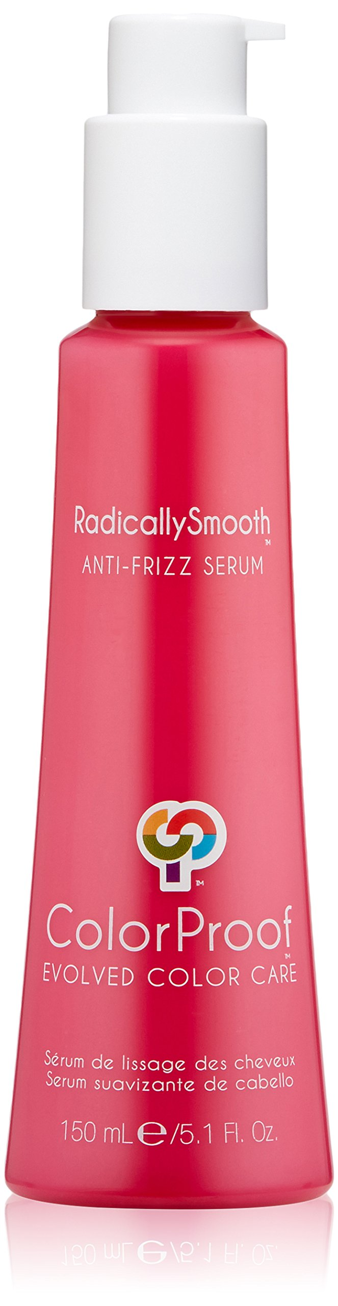 ColorProof Evolved Color Care Radicallysmooth Anti-Frizz Serum, 5.1 Fl Oz