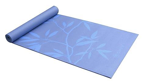 Gaiam Yoga Mat Premium Print Extra Thick Non Slip Exercise Fitness All Types