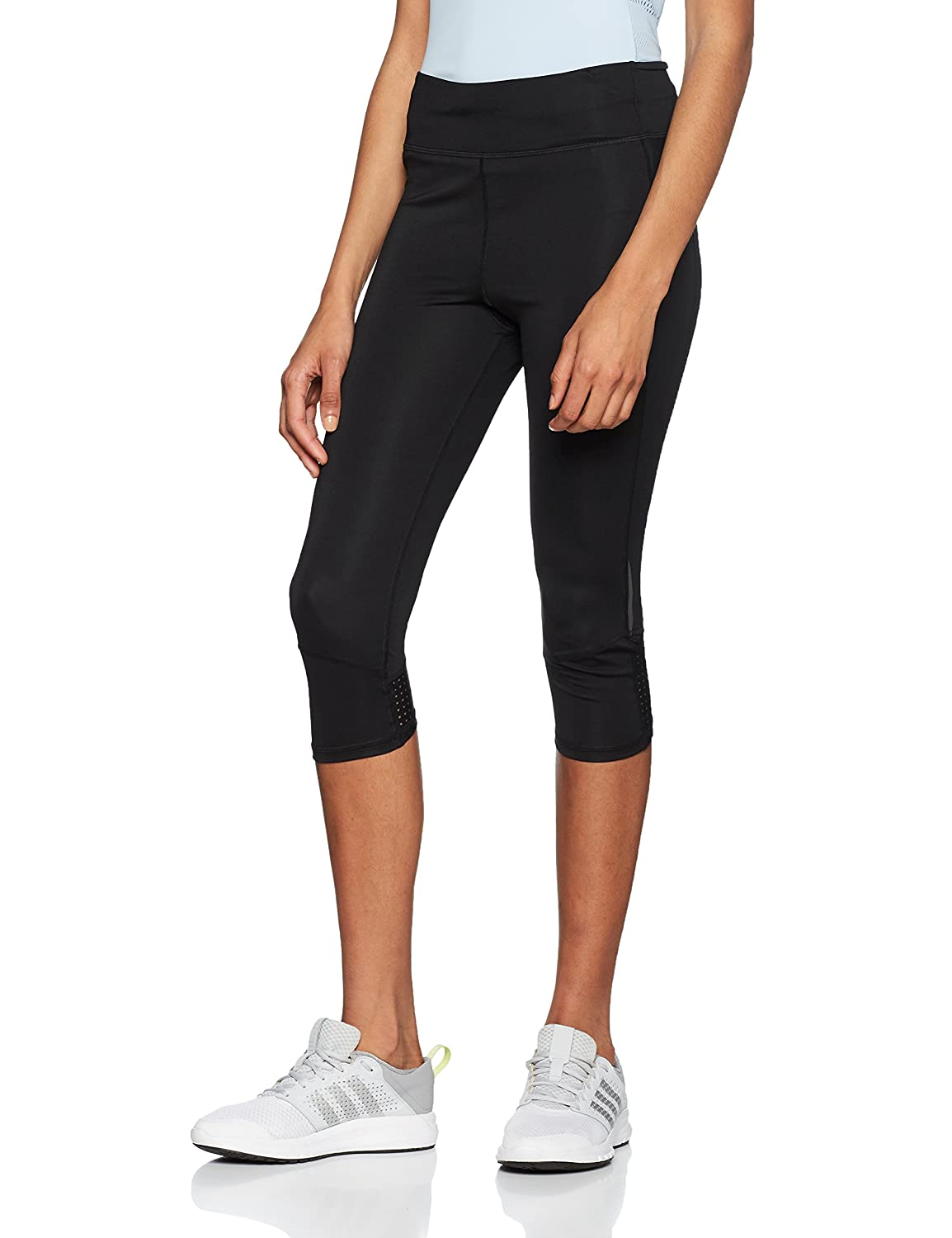 4ff7b518fb686 adidas Women s Supernova Three-Quarter Tights  Amazon.co.uk  Sports    Outdoors