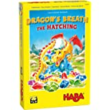 HABA Dragon's Breath The Hatching - A Sparkling Stone Collection Game for Ages 6+ (Made in Germany)