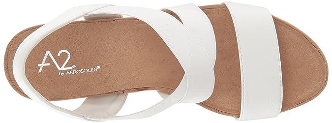 095c25c22fbd Amazon.com  Aerosoles Women s Lotus Plush Wedge Sandal  Shoes